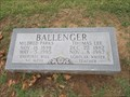 Image for 104 - Thomas Lee Ballenger - Tahlequah Cem. - Tahlequah, OK