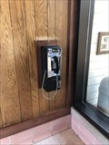 Image for I-64 EB Black River Welcome Center Payphone - New Harmony, IN