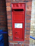 Image for Wall mounted Post Box, Wadhurst Railway Station, Wadhurst. East Sussex, UK