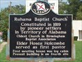 Image for Ruhama Baptist Church - Birmingham, AL