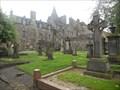 Image for Canongate Churchyard - Edinburgh, Scotland