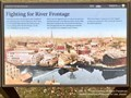 Image for Fighting for River Frontage - Pawtucket, Rhode Island