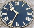 Image for St Mary-at-Lambeth Clock - Lambeth Palace Road, London, UK