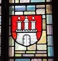 Image for Hamburg Coat of Arms - Saksalainen kirkko - Bernhardinkatu - Helsinki, Finland
