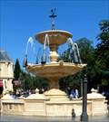 Image for Fontaine de Ratatouille, Walt Disney Studio, Disneyland Paris, France