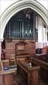Image for Church Organ - St John the Evangelist - Slimbridge, Gloucestershire