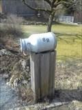 Image for Milchkanne als Briefkasten - Oberlaitsch bei Harsdorf - BY - Germany