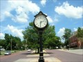 Image for Centennial Clock - Wynnewood, OK