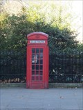 Image for Red Telephone Box - Holland Park Avenue, London, UK