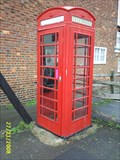 Image for Red telephone box Rye, East Sussex