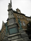 Image for Coles County Civil War Memorial - Charleston, IL