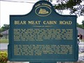 Image for Bear Meat Cabin Road - Arab, AL