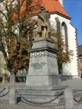 Image for Jan Žižka statue - Tábor, Czech Republic