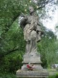 Image for St. John of Nepomuk // sv. Jan Nepomucký - Lázne Bohdanec, Czech Republic