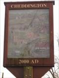 Image for Cheddington Village Sign - Buckinghamshire