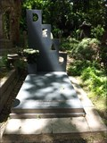 Image for Patrick Caulfield - Highgate East Cemetery, London, UK