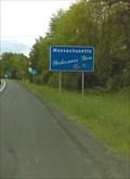 Image for Massachusetts / Vermont Crossing via I-91