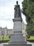 Image for Queen Victoria - Victoria, British Columbia, Canada