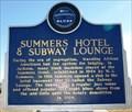 Image for Summers Hotel & Subway Lounge - Jackson, MS