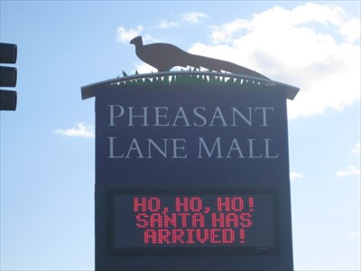 Pheasant Lane Mall, New Hampshire
