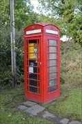 Image for Red Telephone Box - Nether Whitacre, Warwickshire, B46 2DN