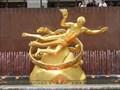 Image for Signs of Zodiac - Prometheus Fountain - New York, NY, USA