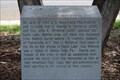 Image for PBJ H 89050  Plane Crash Memorial - Badin Lake, NC, USA