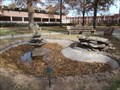 Image for Angel Fountain - St. Gregory's Univ. - Shawnee, OK