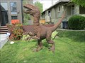 Image for Neighborhood Dinosaur - Salt Lake City, Utah