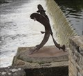 Image for Spawning Salmon Sculpture - Wetherby, UK