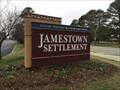 Image for FIRST -- Permanent English Settlement in the New World - Jamestown, VA