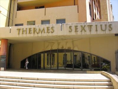 Thermes sextius aix en provence france spas hammams mineral baths and saunas on - Salon massage aix en provence ...