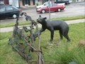 Image for Baby Bear and the Grapes - Grapevine, Texas