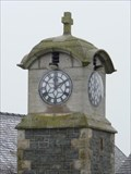 Image for Memorial Clock, Rhosneigr, Ynys Môn, Wales