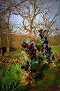Image for Quigley`s Castle Bottle Art - Eureka Springs AR