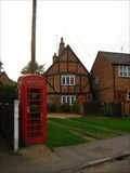 Image for Aldbury~ Red telephone Box