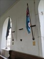 Image for St. Patrick's Church - RAF Memorial Standards - Jurby, Isle of Man