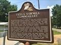 Image for Tioga Sawmill Commissary - Tioga, LA