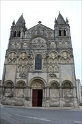 Image for Cathédrale Saint-Pierre - Angoulême (Charente), France