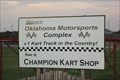 Image for Oklahoma Motorsports Complex, Goldsby OK