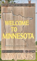 Image for Welcome to Minnesota ~ 10,000 Lakes