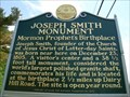 Image for Joseph Smith Monument - Royalton