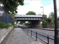 Image for Rail Bridge 40 LTN1 - Grove Road, London, UK
