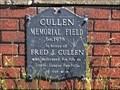 Image for Cullen Memorial Field - 1958 - Montague, Michigan