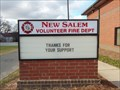 Image for New Salem Volunteer Fire Dept.