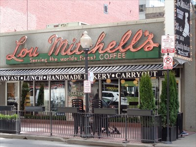 Lou Mitchell's - Chicago