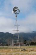 Image for Hwy 246 Windmill - Solvang California