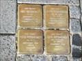 Image for Max Rossheimer, Emma Rossheimer, Hugo Rossheimer, Rosa Rossheimer - Stolpersteine in Bamberg