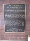 Image for Matt Warner - Price, Utah
