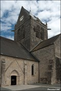 Image for Eglise Notre Dame de la Paix / Church of Our Lady (Sainte-Mere-Eglise, Normandy)